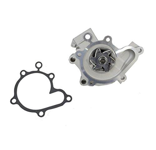 Diamond Power Water Pump works with Ford Probe Mazda 626 Protege MX-6 1.8L 2.0L DOHC (Mazda 626 Water Pump)