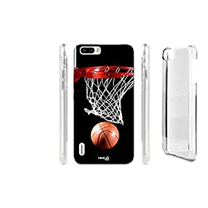FUNDA CARCASA BASKET CENTRO PARA HUAWEI HONOR 6 PLUS