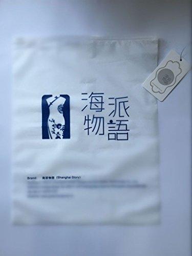 Shanghai Story Keyhole Qipao Long Chinese Traditional Dress Cheongsam 12 Dblue by Shanghai Story (Image #4)