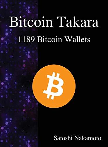 Web Takara - Bitcoin Takara: 1189 Bitcoin Wallets