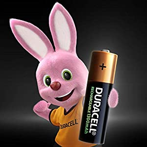 Duracell-Rechargeable-AA-1300mAh-Batteries-Pack-of-2