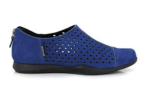 Mephisto Blue on Clemence Electric C2319 Bucksoft shoe slip 7wqfxvHr7