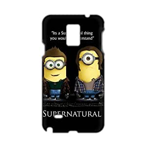 Angl 3D Cartuoon Minion Phone Case for Diy For SamSung Note 3 Case Cover
