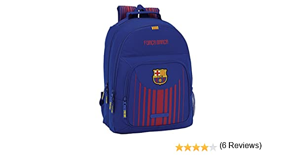 Safta Futbol Club Barcelona 611729560 Mochila Infantil: Amazon.es: Equipaje