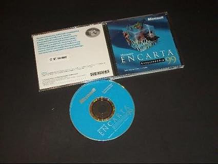 Amazon com: Microsoft Encarta Encyclopedia 99: Video Games