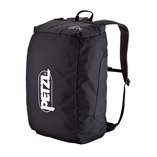 PETZL - Kliff Rope Pack, Black, 36 liters
