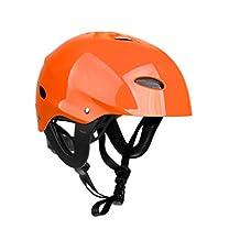 MonkeyJack Safety Protection Water Sports Wakeboard Helmet Kayak Kite Surfing Ski Jet Ski Stand Up Paddleboarding Protector Hat Hard Cap - Various Color