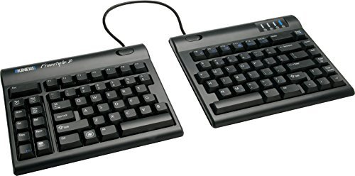 Kinesis Freestyle2 Ergonomic Keyboard for PC (20'' Extended Separation)