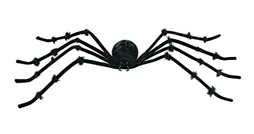 (Seasons Posable Crafty Spider Decoration, Assorted, 50