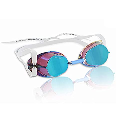 d2160b6f54e5 MALMSTEN Swedish Goggles Metallic, Mascherina Unisex-Adulto, Oily ...