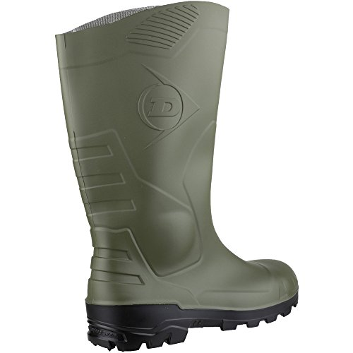 Boots Dunlop Shaft Rubber Bootees S5 Unlined Sicherheitsstiefel Stahlkappe Boots Stahlsohle und mit Long amp; H142011 Grã¼n Men's SSHpTqO