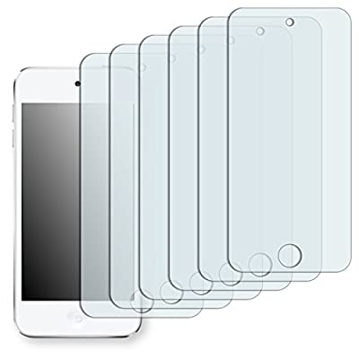 6x Golebo Anti-Glare screen protector for Apple iPod Touch 6 Gen. (Anti-Reflex, Air pocket free application, Easy to remove) from DISAGU