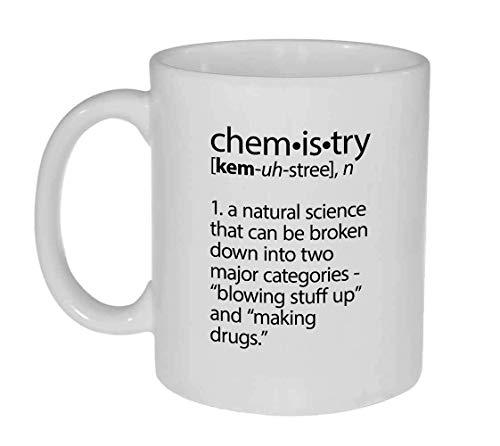Chemistry Definition Funny Coffee or Tea Mug ()