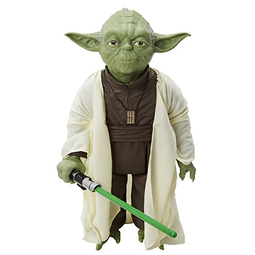 "Star Wars BIG FIGS Massive Classic Yoda Action Figure (Scale: 31""), 20"""