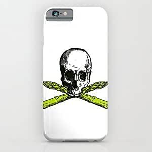 Society6 - Asparagus Pirate iPhone 6 Case by Antoine