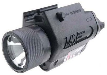 Insight Technology Inc. M6 TACTICAL LASER ILLUMINATOR, Outdoor Stuffs