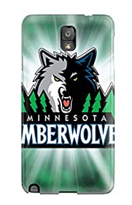 Hot minnesota timberwolves nba basketball (26) NBA Sports & Colleges colorful Note 3 cases