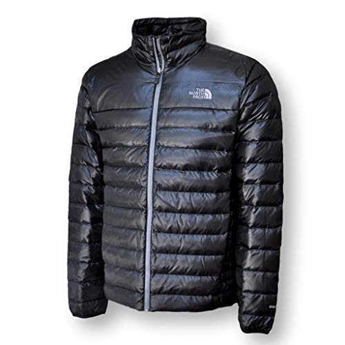 (The North Face Men's Flare 550 Down Jacket, TNF Black, X-Large)
