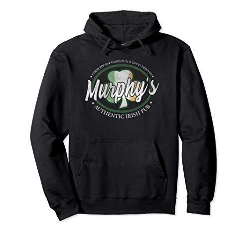 Murphy's Irish Pub Hoodie Vintage Irish Shirt