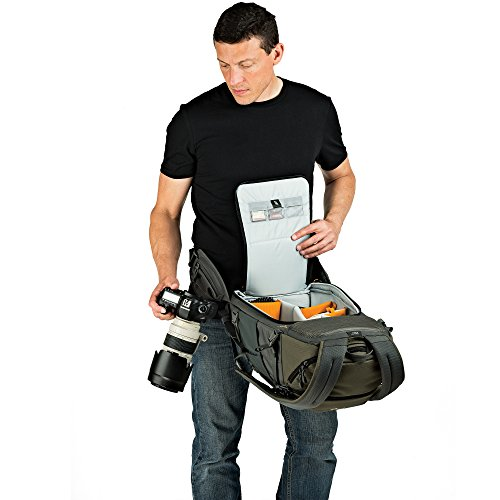 Lowepro Flipside Trek BP 450 AW. XL Outdoor Camera Backpack for DSLR w/ Rain Cover and Tablet Pocket by Lowepro (Image #6)