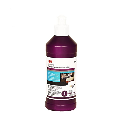 3M 36058 Perfect-It EX Rubbing Compound - 8 fl. oz.