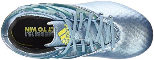 adidas Messi 15.1 FG/AG J - Botas para niño Azul / Amarillo / Negro