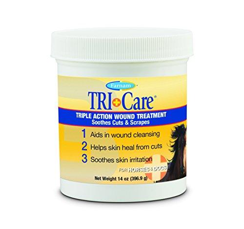 (Farnam Companies Inc. Tri-Care Wound Treatment, 14 oz)
