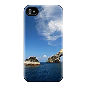 Durable Ocean Arch Back Case/cover For Iphone 4/4s