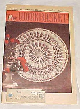 The Workbasket Number 10 Volume 28 July 1963 -