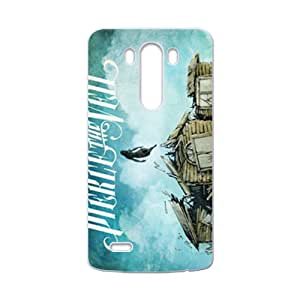 Abstract anime design pattern Cell Phone Case for LG G3