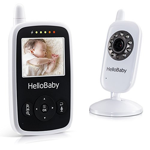 Hello Baby Wireless Video Baby Monitor