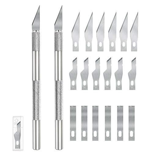 Craft Knifes Premium Aluminium
