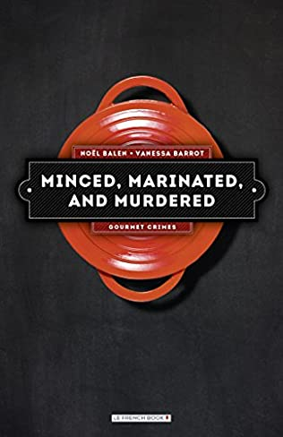 book cover of Minced, Marinated, and Murdered