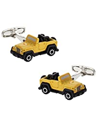 Jeep Cufflinks with Gift Box