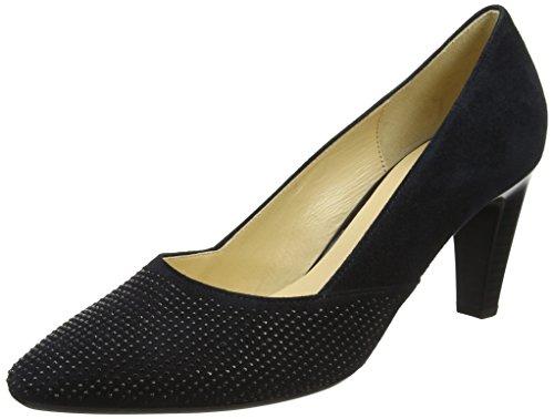 Femme Gabor Basic Bleu Escarpins Pazifik Shoes Gabor 16 qfTIUxSgw