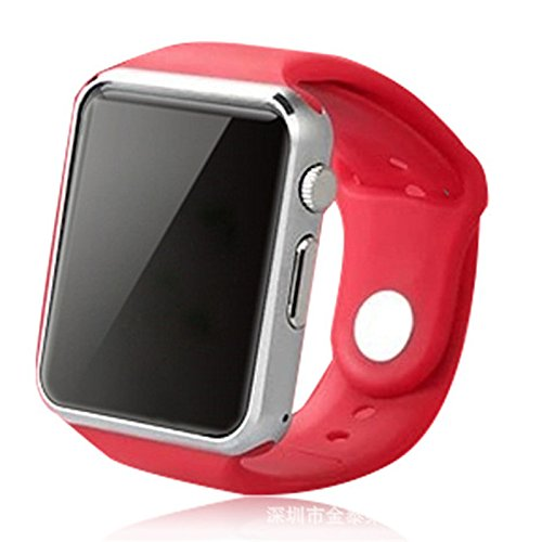 Bluetooth Smart Watch A1 Bluetooth GSM SIM Phone Smart Watch For Android Smart Phones (Black)