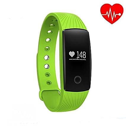Pulsera de actividad VeryFit Sensor Monitor de ritmo cardíaco Deporte Sport Band para Android e iOS