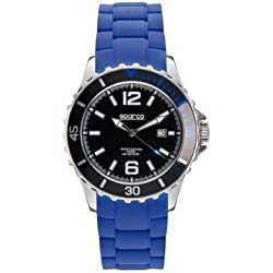 Sparco 099014BM Men's Watch Blue