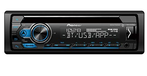 Pioneer DEH-S4120BT CD Player with Bluetooth (Best Pioneer Cd Player)