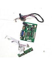 Passar LTN156AT32-401/701/L01/T01/W01/W02 2AV HDMI-kompatibel VGA 15.6 40-stifts LVDS LED LCD 1366 x 768 kontroll (LTN156AT32-L01)