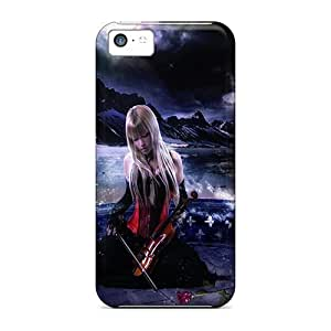 LJF phone case Flexible Tpu Back Case Cover For iphone 4/4s - Sonic