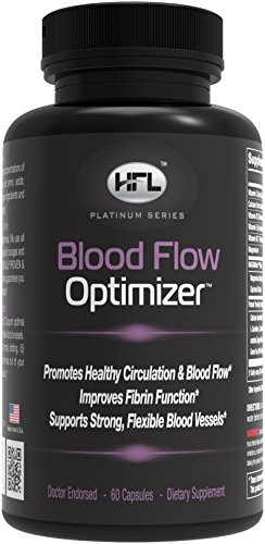 Blood Flow Optimizer™ by Dr Sam Robbins | Helps improve Blood Flow, Circulation | Reduces Plaque, Calcium Build-Up | Contains Natural Ingredients, Organic Herbs, Extracts, Vitamins & Minerals For Sale