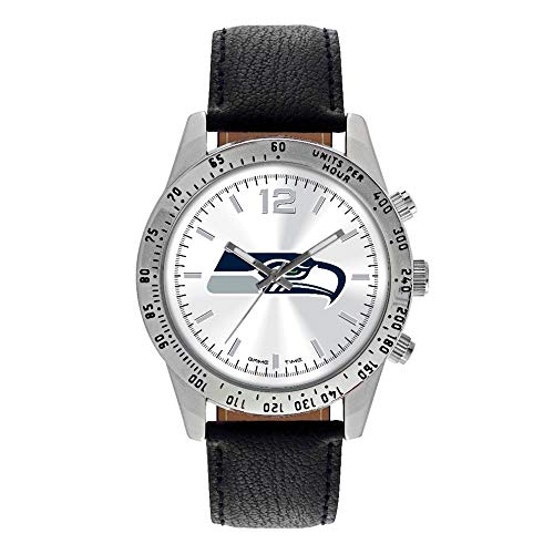 Gifts Watches NFL Seattle Seahawks Letterman Watch