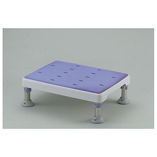 やわらか浴槽台GR 2段階高さ調節付き(1) 【ロータイプ】 脱着式天板/天板シート (入浴用品/介護用品) B07D1L91SR