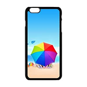 Glam Beach Joyful Time personalized creative custom protective phone case for iphone 4 4s