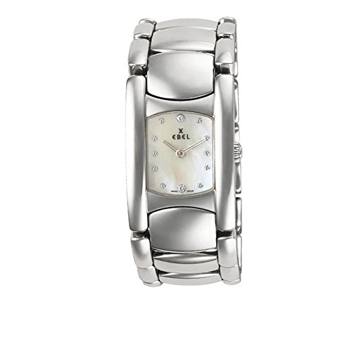 Ebel Beluga analog-quartz womens Watch 9057A21 (Certified Pre-owned)