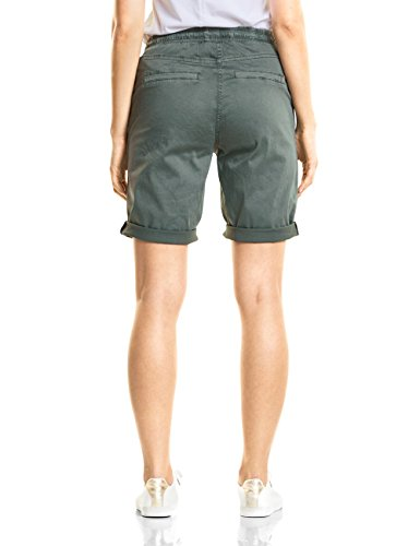 Pantaloncini Cecil fog 11302 Verde Green Donna wOFOxHgaq