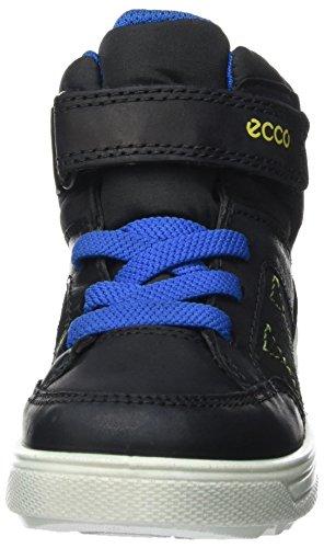 Ecco Unisex-Kinder Urban Snowboarder Stiefel Schwarz (Black/Black)