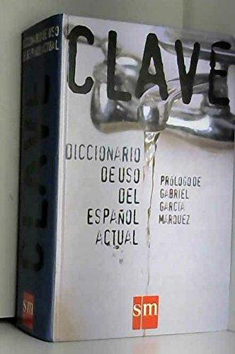 Clave diccionario de uso del español actual