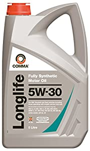 comma gml5l 5l long life fully synthetic 5w30 motor oil. Black Bedroom Furniture Sets. Home Design Ideas